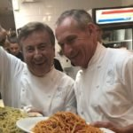 "Late Night ""Spaghetti Party"" with Daniel Boulud"