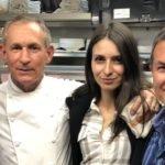 Visit from Barberani